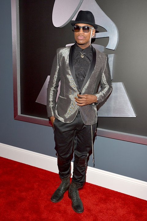 The 55th Annual GRAMMY Awards - Red Carpet: Ne-Yo