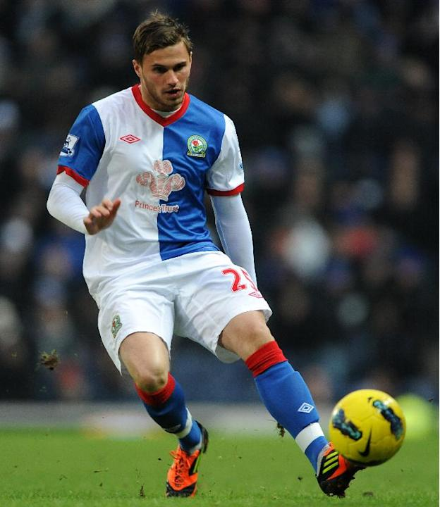 David Goodwillie failed to settle in during a loan spell at Crystal Palace