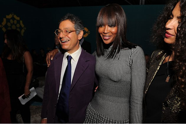 The Kingdom Of Morocco And Maybach Dinner In Celebration Of Art Basel With Maria And Bill Bell, Jeffrey Deitch And MOCA