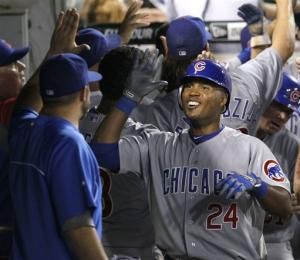 Cubs outslug White Sox 12-3