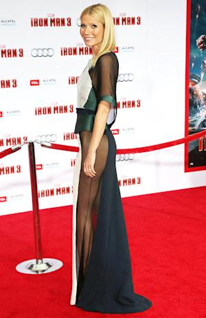 Gwyneth Paltrow's No-Underwear, See-Through Dress Isn't Vulgar, Designer Says