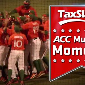 Miami's Javi Salas Completes Perfect Game vs Villanova | ACC Must See Moment