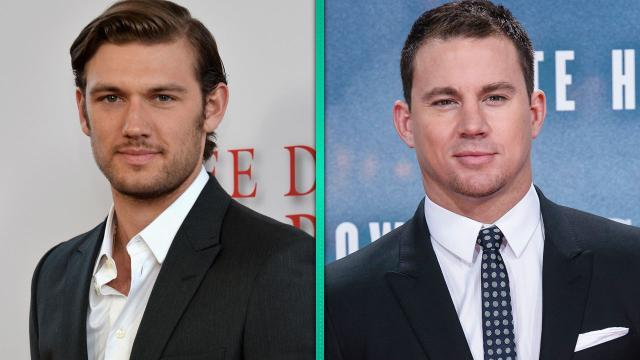 Alex Pettyfer Describes His Rocky History With Channing Tatum: He 'Does Not Like Me'