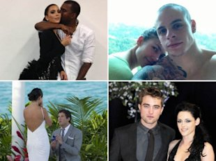 Celebrity Couples: Who'll Sizzle and Fizzle in 2013