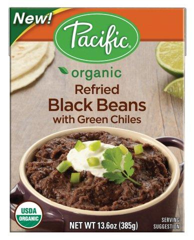 Pacific Foods' Slow-Cooked Organic Beans Offer BPA-free Alternative, Square Off Against Conventional Cans