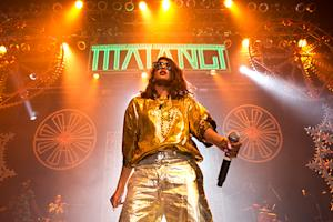M.I.A. Kicks Off 'Matangi' Tour with Thunderous NYC Show