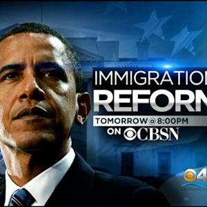 Immigrants Wait, Hope, Plan For Obama Order