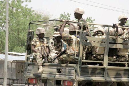 Nigerian military says killed scores of Boko Haram militants, rescued 20 women and children