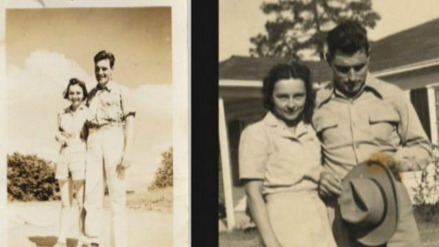 Texas couple celebrates 79th wedding anniversary