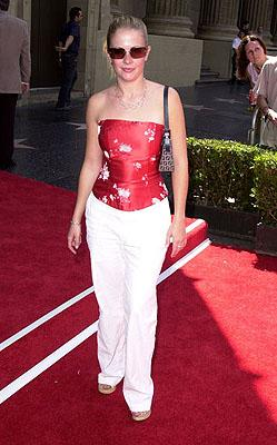 Melissa Joan Hart at the Hollywood premiere of Walt Disney's The Princess Diaries