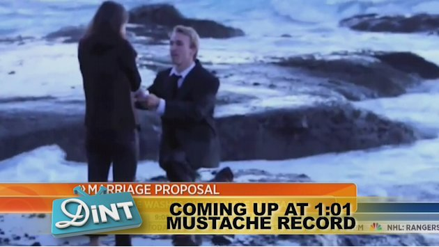 Marriage Proposal Wipeout
