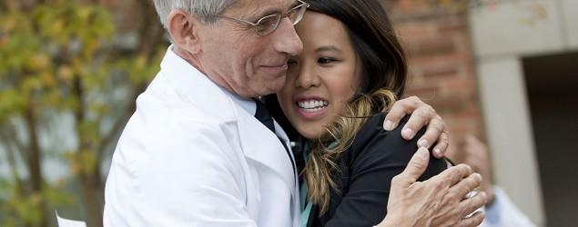 Nina Pham: Hospital lied about Ebola case