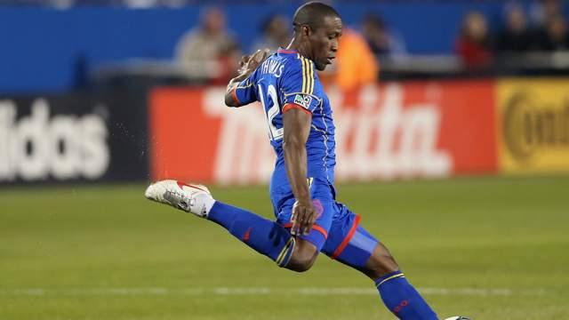 FC Dallas acquires Hendry Thomas from Colorado