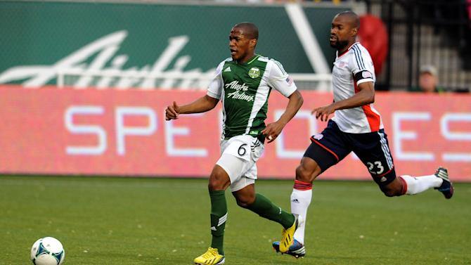 MLS: New England Revolution at Portland Timbers