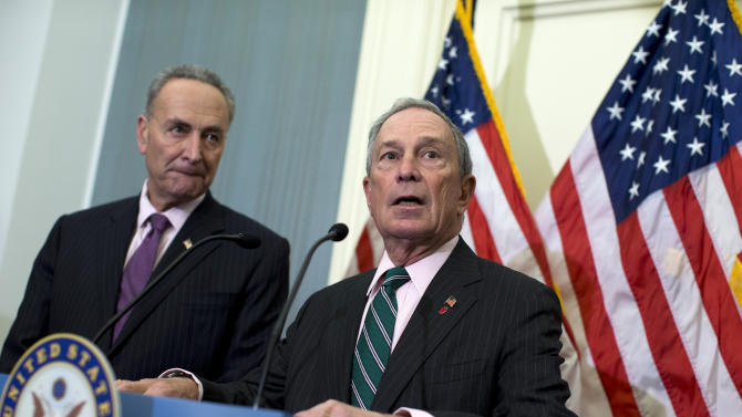 NY mayor seeks more disaster aid for Sandy victims