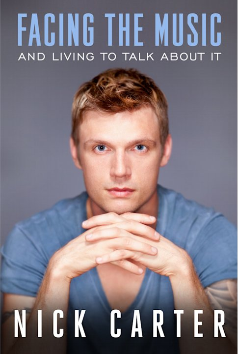 "This book cover image released by Bird Street Books shows ""Facing the Music and Living to Talk About It,"" by Nick Carter. The Backstreet Boys singer will release a memoir, ""Facing the Music and Living"