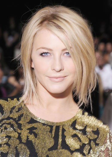 Julianne Hough&amp;#39;s Razor Bob