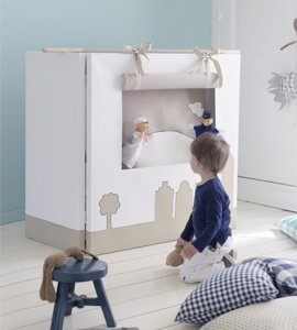 Canvas Puppet Show