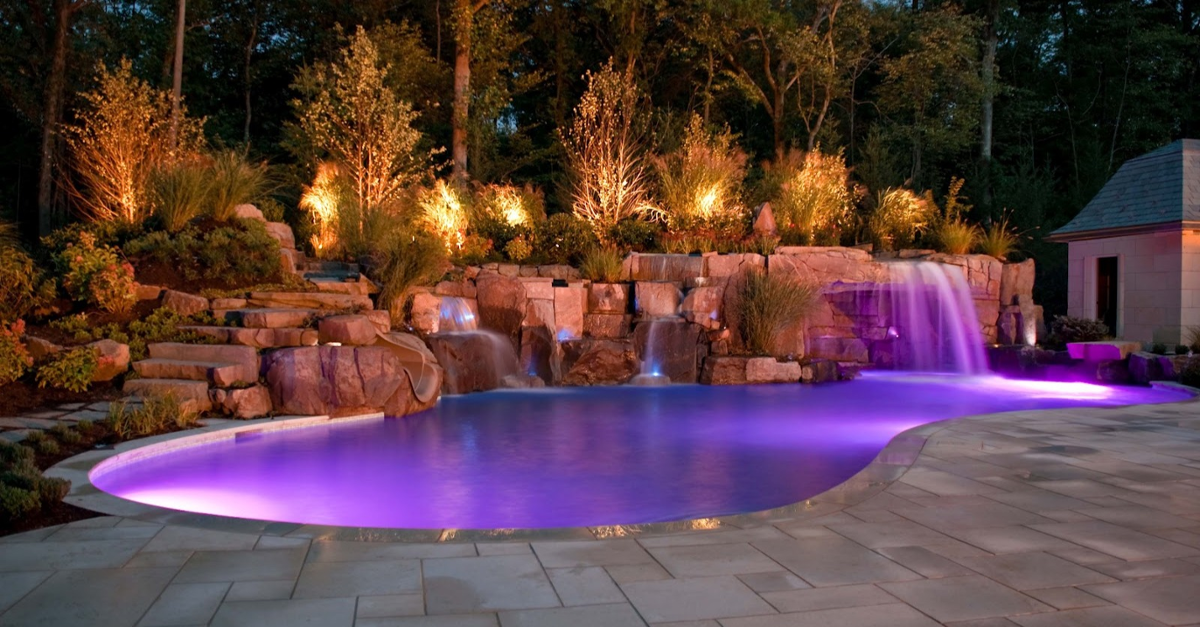 23 Visually Stunning In Ground Pools