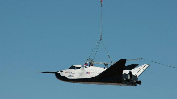 Government Shutdown Delays Major Private Space Plane Test