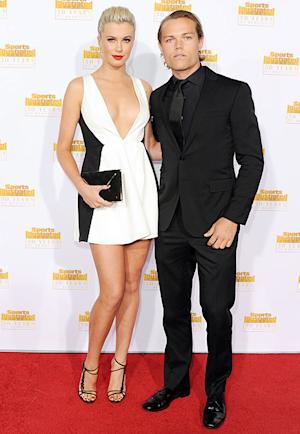Ireland Baldwin Wears Cleavage-Baring Dress In First Red Carpet With Boyfriend Slater Trout: Picture