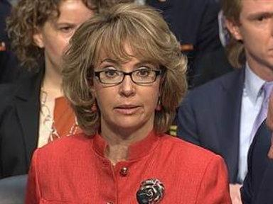 Giffords: 'We Must Do Something' About Guns