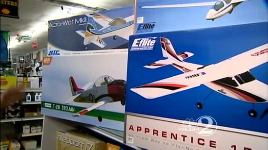 Drones stir up controversy after sheriff office purchase