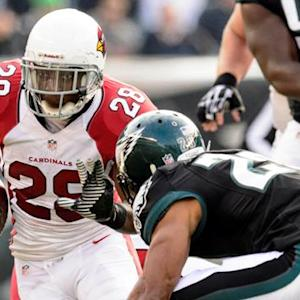 Cardinals at Eagles recap