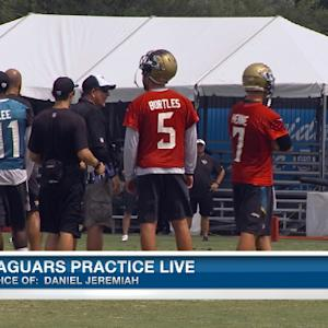 New look Jacksonville Jaguars looking to contest