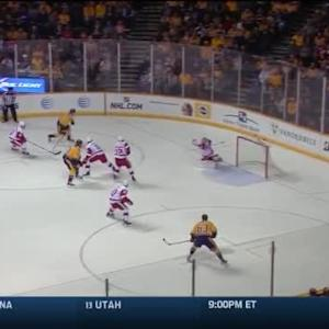 Jonas Gustavsson Save on Filip Forsberg (16:54/1st)