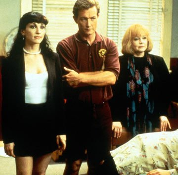 Bebe Neuwirth , Robert Patrick , and Piper Laurie in Dimension Films' The Faculty