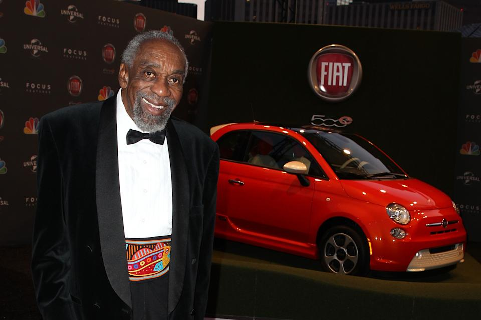 Fiat's Into The Green At The Golden Globe Awards