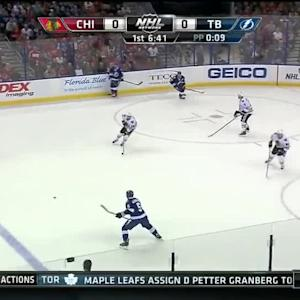 Chicago Blackhawks at Tampa Bay Lightning - 02/27/2015