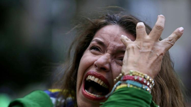Brazil's World Cup dream turns to nightmare