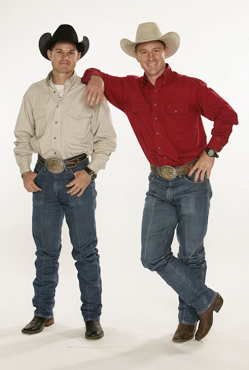 "Rodeo brothers Jet McCoy and Cord McCoy from Oklahoma are one of the teams on ""The Amazing Race 16."" Jet is a 30-year-old cowboy and Cord is a 29-year-old professional bull rider."
