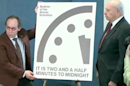 The Doomsday Clock is the closest it's been to midnight since 1960