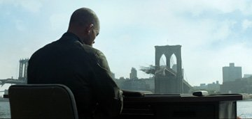 Will Smith in Warner Bros. Pictures' I Am Legend
