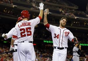 Zimmerman delivers, Nationals top White Sox 7-4