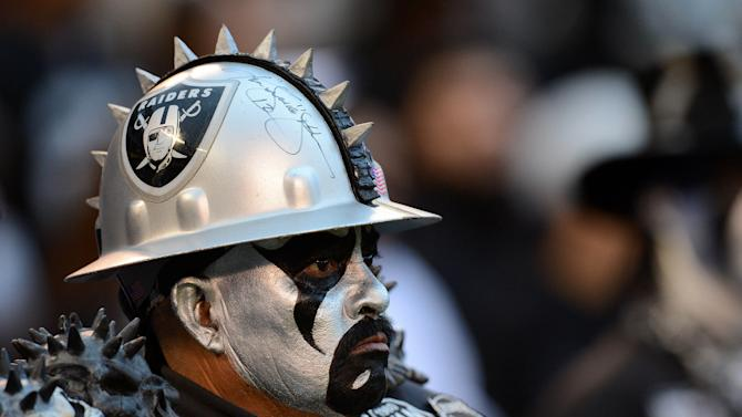 NFL: Oakland Raiders at San Diego Chargers