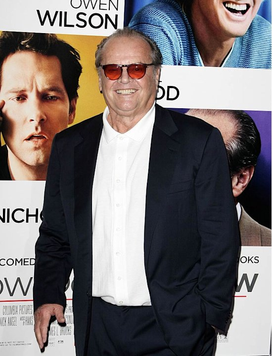 Jack Nicholson How Do You Know Pr