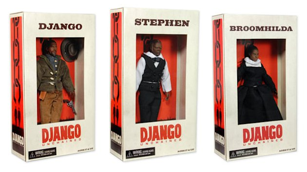 'Django' Action Figures Spark Outrage (ABC News)