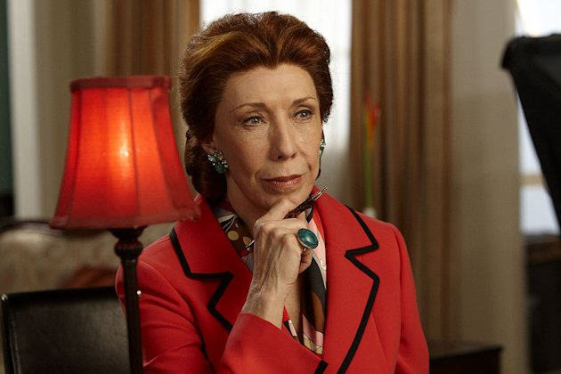 "Lily Tomlin as Putsy Hodge in ""Web Therapy."""