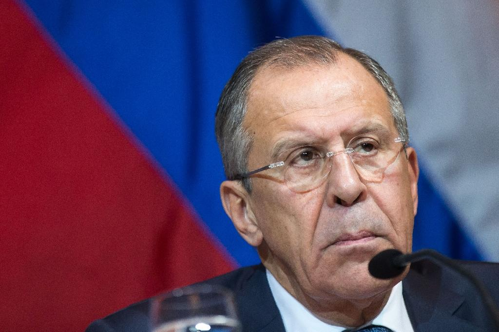 Turkey 'crossed the line' with plane downing: Lavrov