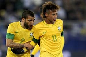 Dani Alves: Neymar was 'touched by God' at birth