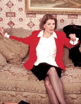 Jessica Walter Fox's Arrested Development