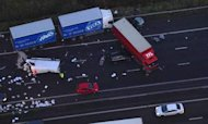 M6 Crash: One Killed In Cheshire Pile-Up