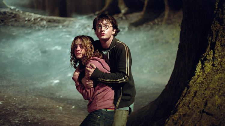 Harry Potter and the Prisoner of Azkaban 2004 Warner Bros. Pictures Emma Watson Daniel Radcliffe
