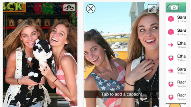 Facebook to Launch Its Own SnapChat as Social-Network Clone Wars Live on