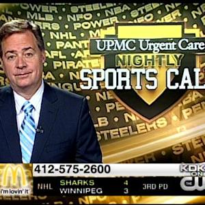 UPMC Urgent Care Nightly Sports Call: Nov. 11, 2013 (Pt. 2)