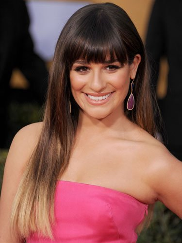 Long: Lea Michele